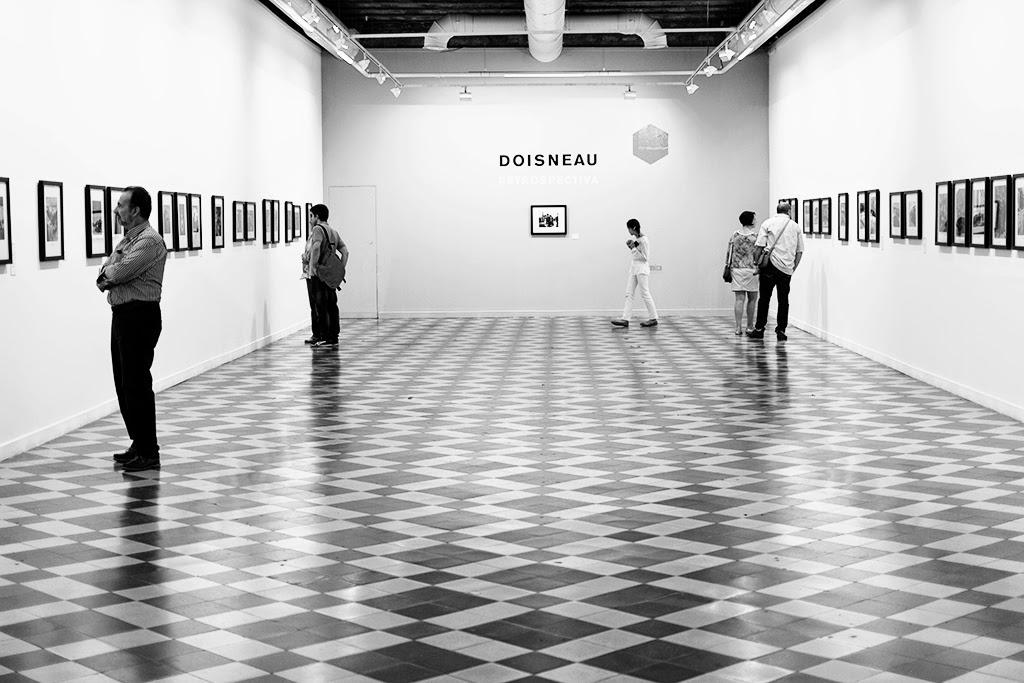 Exposición Retrospectiva Doisneau