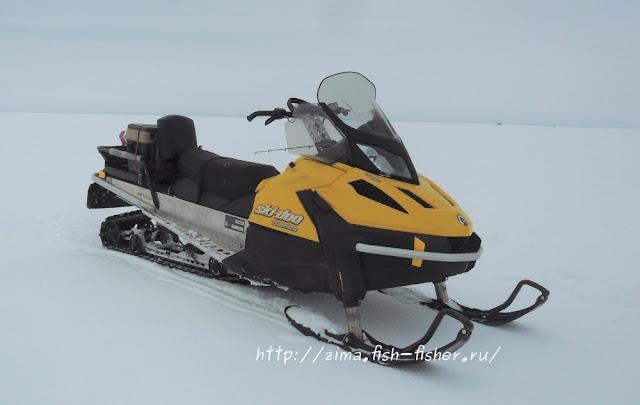 Снегоход Тундра