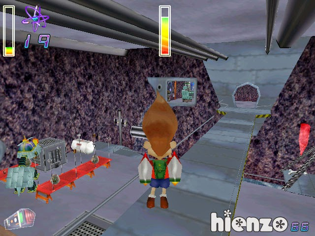 Screenshot 2 Jimmy Neutron: Boy Genius