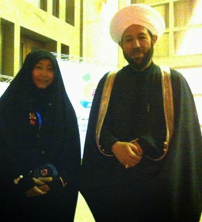 emilia renita az tokoh islam syiah