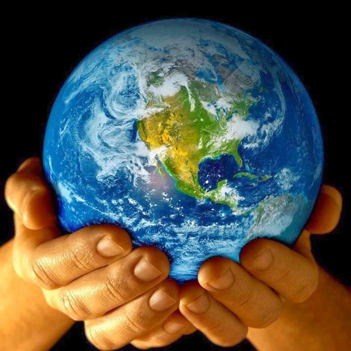 El mundo es nuestro.