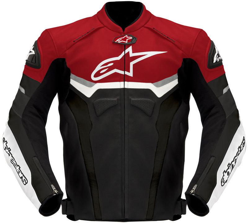 Alpinestars Jacket Leather >> Alpine star Biker Leather Jacket: Alpinestars Celer Leather Jacket any size can customise