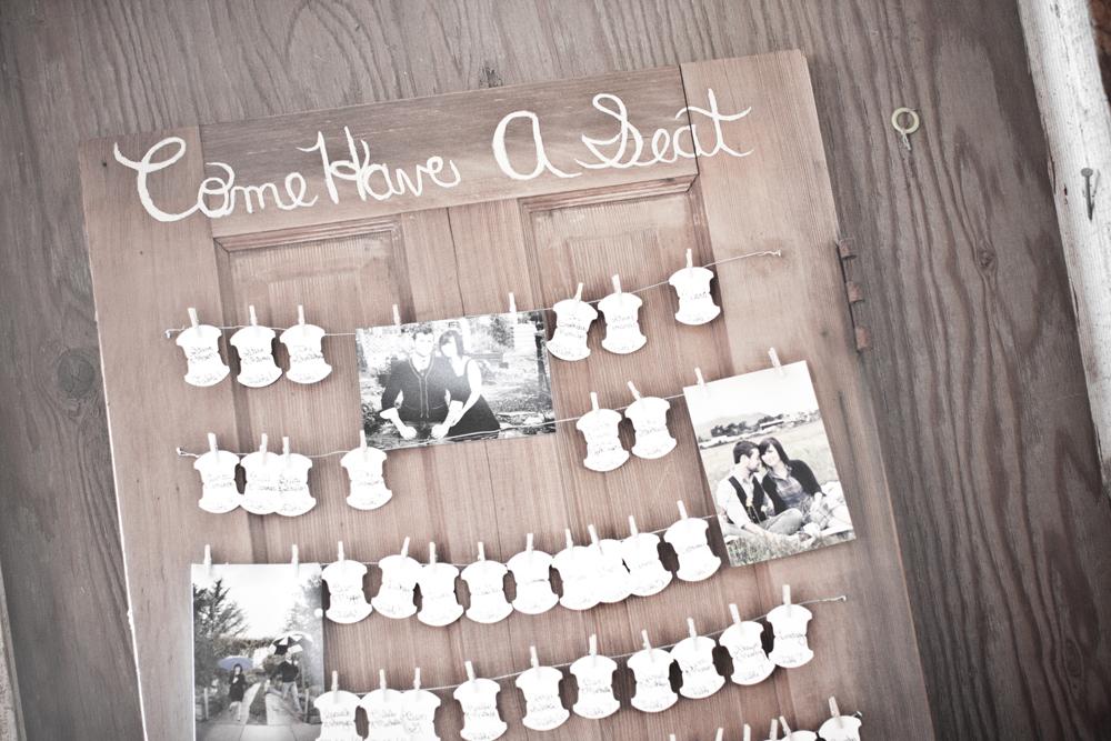 Manualidades para bodas con pinzas de la ropa en Recicla Inventa