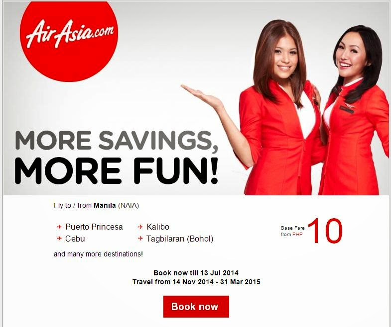 AIR ASIA: More Savings, More Fun!