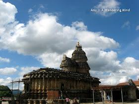 Vidyashankara Temple, Sringeri in Karnataka