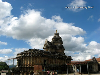 Vidyashankara Temple, Sringeri in Karnataka