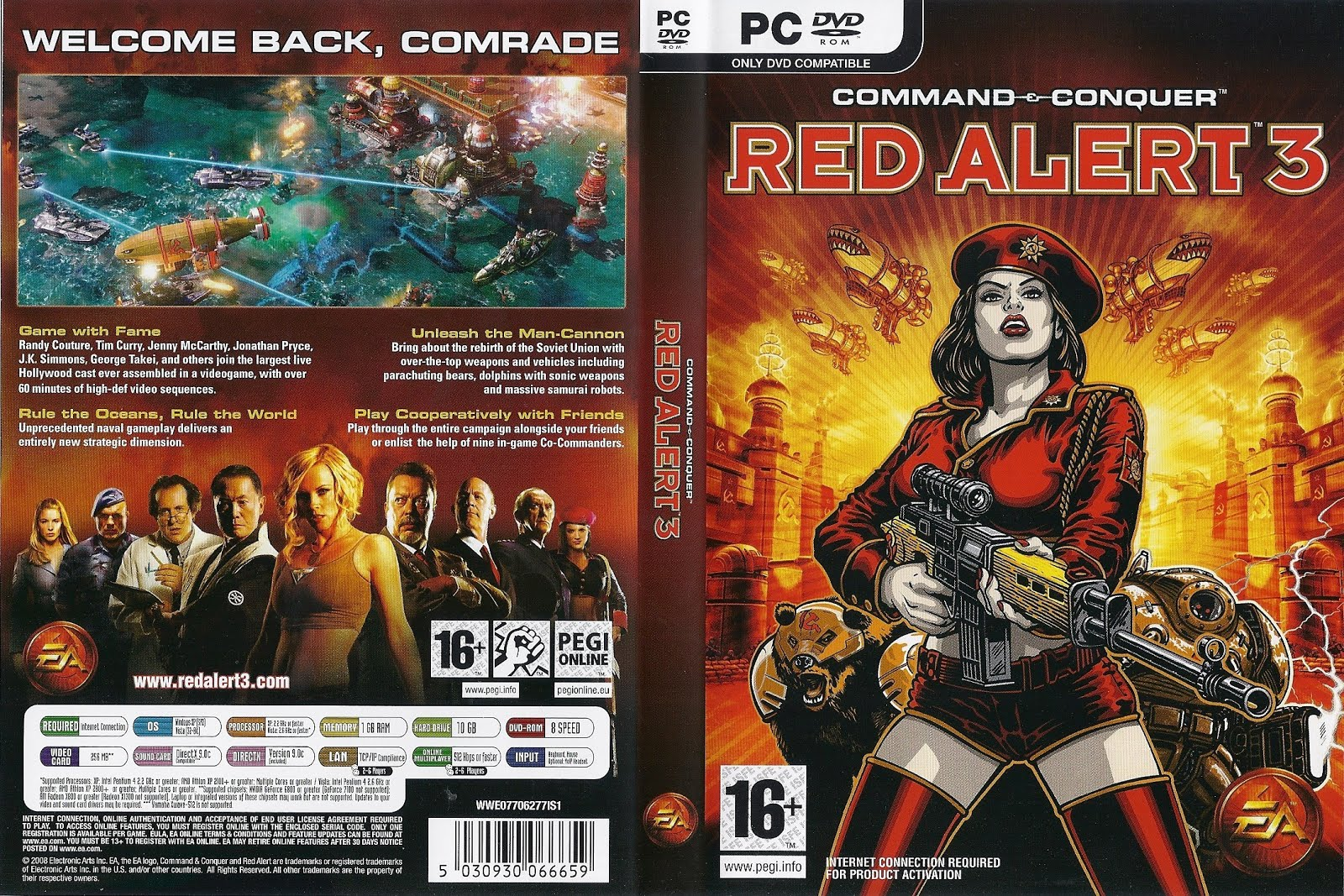 Red Alert 3 Please Install At Least One Language Pack Regedit