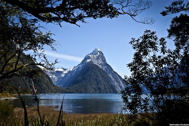 Mildford Sound, Nueva Zelanda