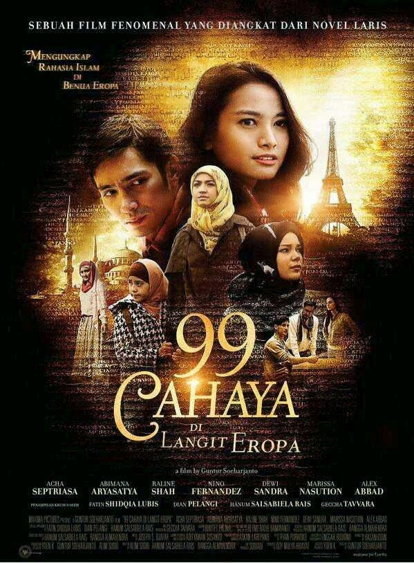 Download Films Indonesia 99 Cahaya Di Langit Eropa (2013) DVDrip