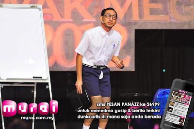 Zizan Razak, Akui, Hampa, Dengan, Persembahan, Di, MLM2012, Maharaja Lawak Mega, Artis Malaysia, Hiburan, Malaysia