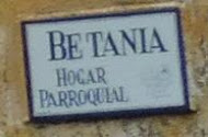 ALBERGUE PARROQUIAL BETANIA