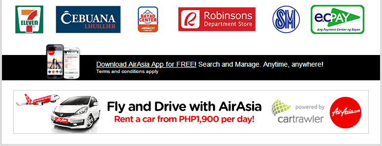 Air Asia: 2015 Amazing Travel Deals from PHP88!