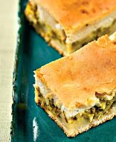 Torta Crocante de Couve-Flor (vegana)