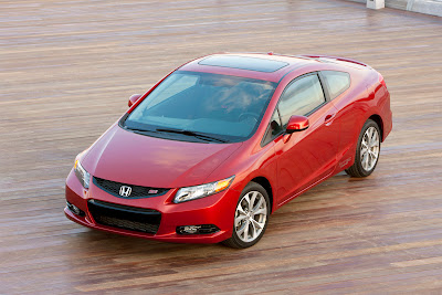 2012 Honda Civic Si Coupe Pictures   Automotive Todays