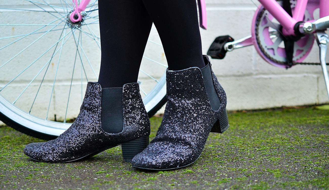 sequin boots 2016