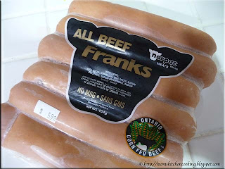 norpac all beef franks