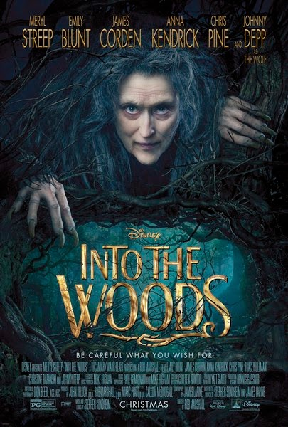 Into The Woods / Disney'den Sihirli Orman