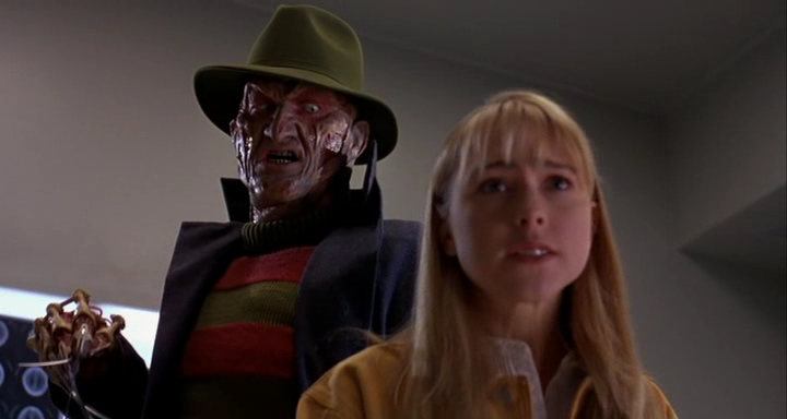 Wes Craven's New Nightmare Movie Review