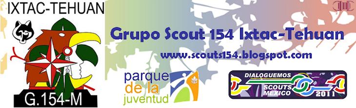 Grupo Scout 154 Ixtac-Tehuan