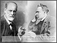 Si Freud es el padre del psicoanálisis, Nietzsche es el abuelo
