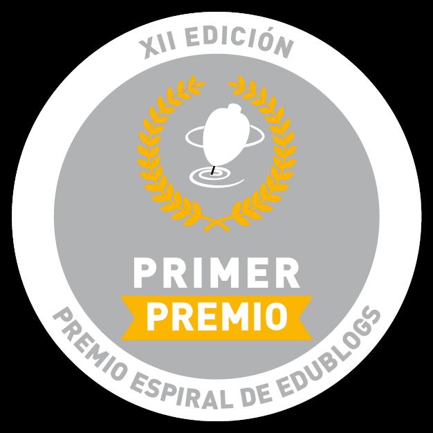 PEONZA DE ORO EDUBLOGS 2018