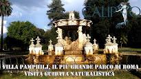 Villa Pamphilj, il più grande parco di Roma