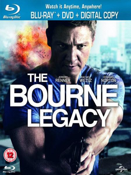 The Bourne Legacy พลิกแผนล่า ยอดจารชน HD 2012