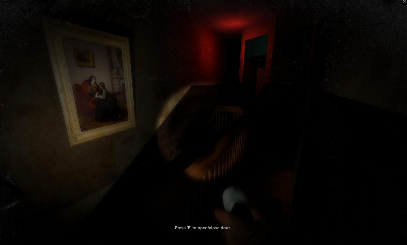 free horror games page 1