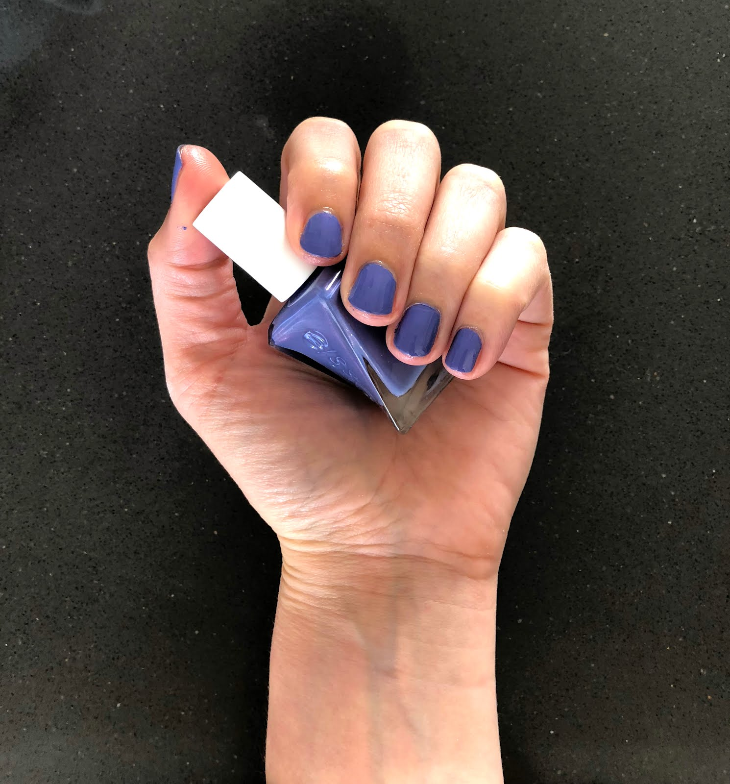 Why essie gel couture is the best nail polish ever cheryl shops giving yourself a manicure with gel couture is kind of amazing because you dont use a base coatjust two coats of color then the special topcoat solutioingenieria Images