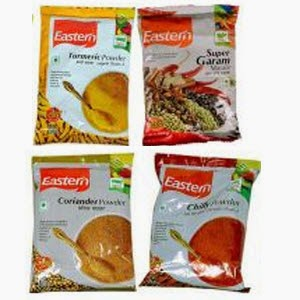Shopclues: Buy Eastern Basic Masala Combo 100GMS each + Rs.2 cashback Rs.93