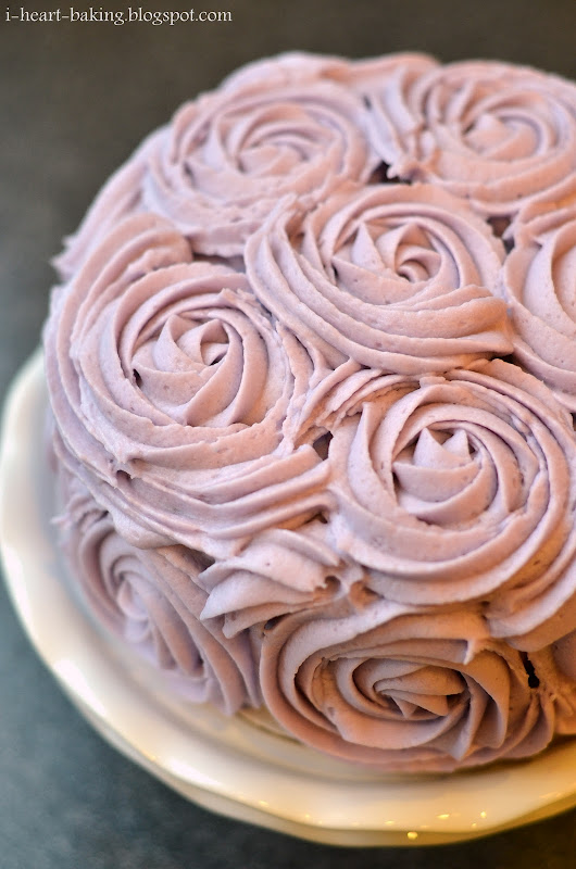 When Did Frosting Start Going On Cakes
