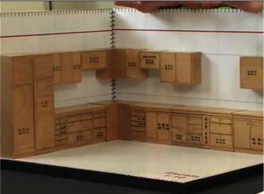 Muebles de cocina para armar de papel imagui for Como hacer muebles para cocina