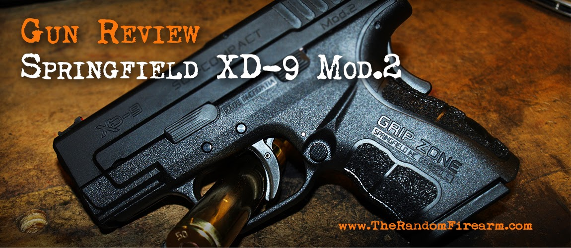 springfield xd-9 mod2 armory southern guns dylan benson the random firearm concealed carry self defense