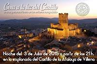 CENA CASTILLO 2015 RABAL