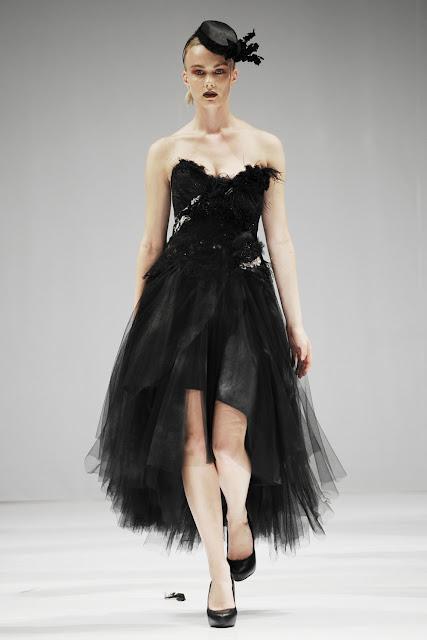 33 - Trash Couture 2012 �lkbahar Yaz Modas�