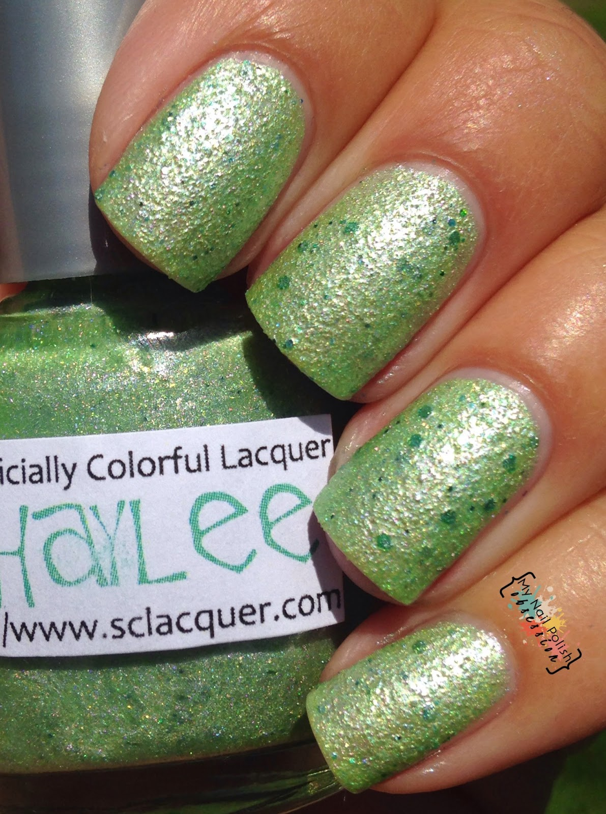 Superficially Colorful Lacquers Shaylee