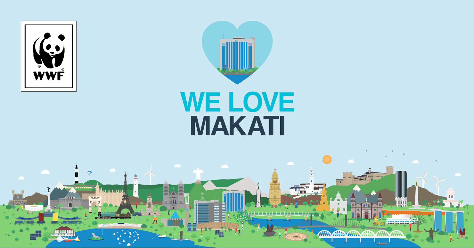 Please Vote for MAKATI CITY