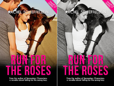 Cover Reveal: Run for the Roses