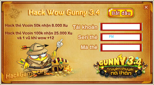 hack gunny