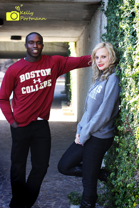 Boston College, Texas Tech, Engagement Photos, Couples Portraits