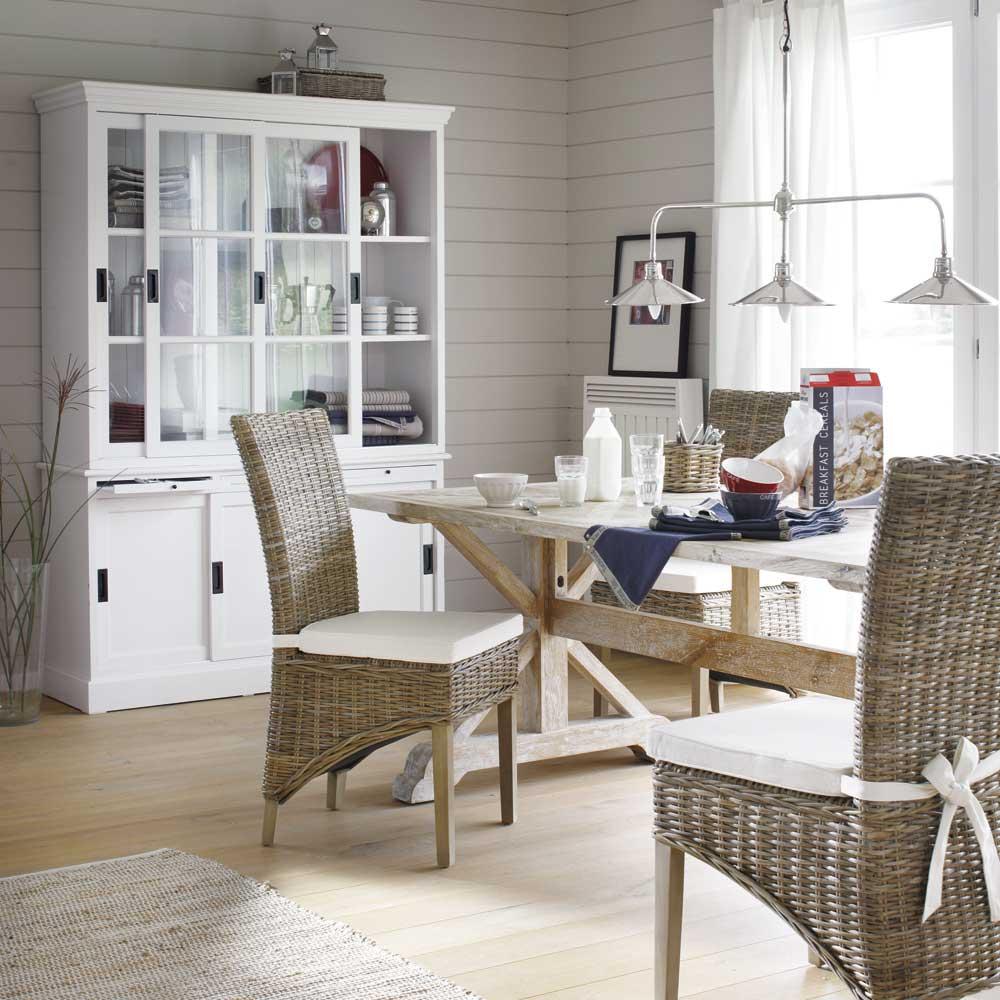 Dekolor en busca y captura vitrinas y alacenas blancas for Maison du monde y