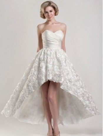 Whiteazalea high low dresses beautiful and cheap high low for Wedding dress high low