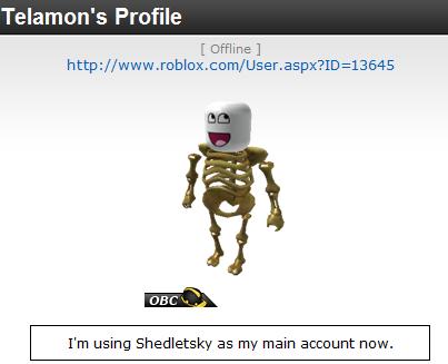 Roblox News Telamon S Name Change