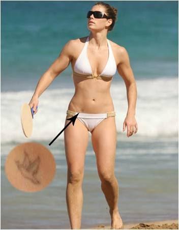Jessica biel in small bikini