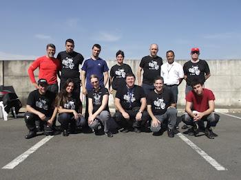 Ganhadores do Curso Pilotagem Segura Porto Seguro Seguros, dia 02 de Setembro de 2012
