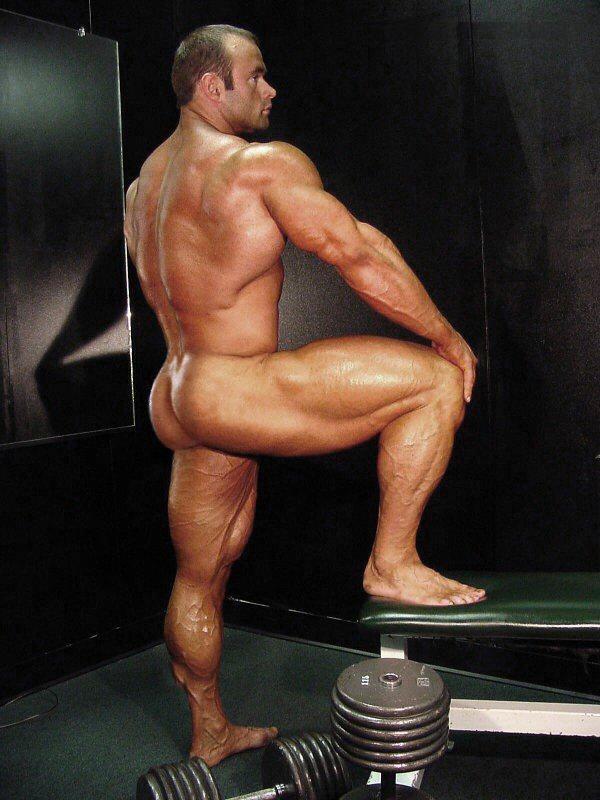 фото голых мужчин бодибилдеров