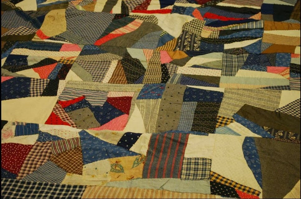Western Washington Quilt Study Group: Part #2 of Bed Turning - an ... : southern quilts - Adamdwight.com