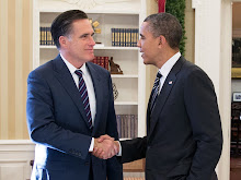 POTUS &amp; Romney Do Lunch