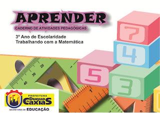 caderno de matematica 3 ano fundamental