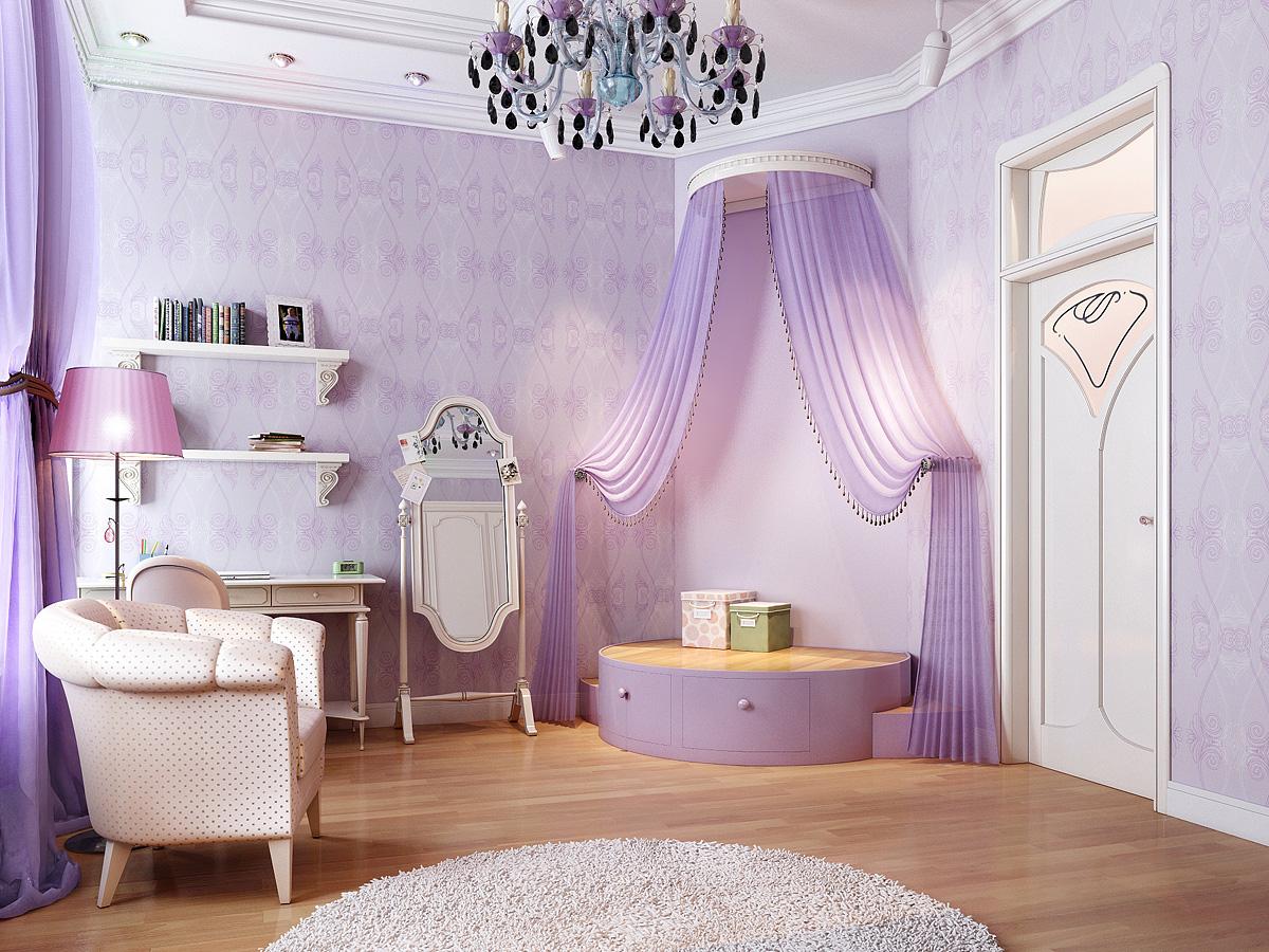 Cameretta Bimba Principesse Disney : Camerette da principessa perfect belle principesse disney tappeto